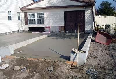 Фундамент для гаража своими руками