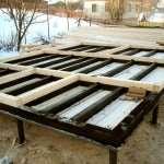 Как укрепляется фундамент дома?
