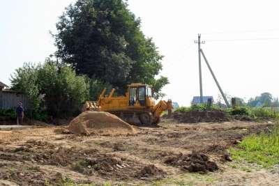 Подготовка участка для постройки каркасного дома