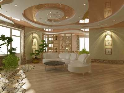 Подвесные потолки: