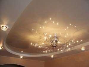 Технические характеристики подвесных потолков