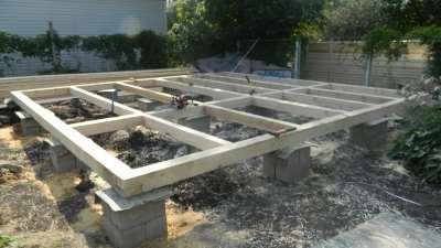 Строительство гаража цена