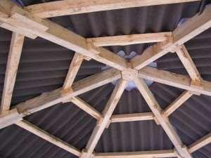 Шатровая крыша своими руками (видео)