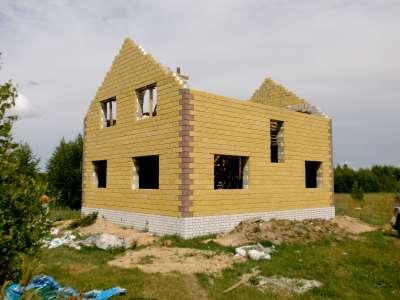Как построить дом своими