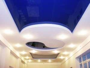 Натяжные потолки в ванной плюсы и минусы