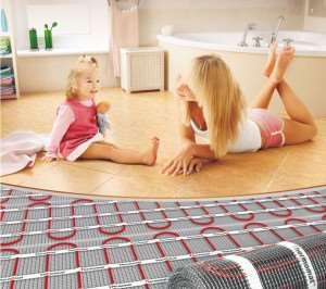 Какой лучше теплый пол электрический или водяной
