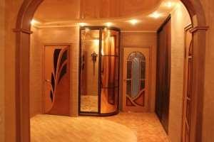 Межкомнатная арка в квартире.