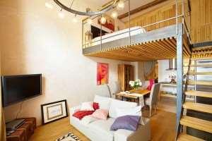 Как увеличить площадь квартиры?