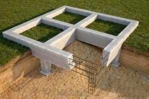 Выбираем фундамент для строительства дома