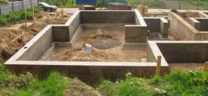 Выбираем фундамент для строительства дома.
