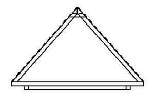 Схема обрешётки