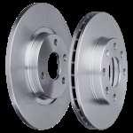 Основные отличия тормозных дисков