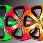 Порошковая покраска — универсальное покрытие для колесных дисков