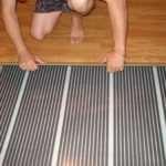 Как переложить ламинат, чтобы не повредить теплый пол