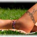 Как ухаживать за татуировкой при желании загорать и купаться?