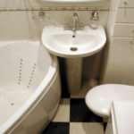 Самостоятельный ремонт ванной
