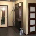 Как разнообразить интерьер с помощью удачно подобранных дверей с зеркалом