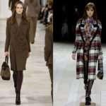 Осенне-зимние пальто: основные модные тенденции 2017-2018