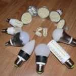 Лампы в огромном ассортименте для использования в зданиях и за их пределами