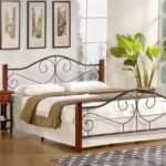Glance – великолепные белые кровати и другая мебель