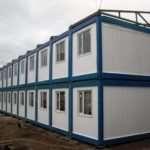 Блок-контейнеры и модульные здания: разновидности и достоинства
