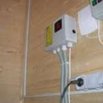 Важная информация о материалах для открытой электропроводки