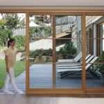 Портальные раздвижные двери – новое слово в дизайне