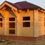 Почему выгодно строить дом из профилированного бруса с помощью ИП «Панарин Я.Р»