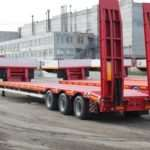 Низкорамный трал – незаменимая спецтехника для перевозки негабаритных грузов