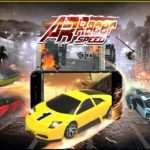 Новое поколение игр — AR Racer speed