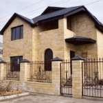 Методы облицовки фасада с использованием натурального камня