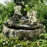 Украшаем сад садовой скульптурой из гранита и мрамора