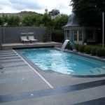 Поэтапное строительство бассейна на участке загородного дома