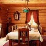 Как оформить интерьер квартиры в русском стиле