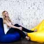 Кресла-мешки – какие варианты существуют