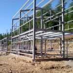 Услуга строительства быстровозводимых зданий под ключ
