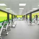 Услуга составления дизайн-проекта фитнес-центра от студии FORMAT