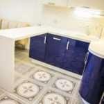 Керамическая плитка – это чистая кухня