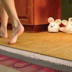 Что нужно для того, чтобы сделать теплый пол в доме