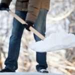 Когда производится ручная уборка снега