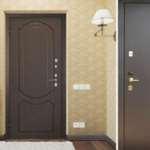 Металлические входные двери с инновационной технологией