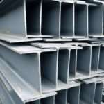 Металлические балки: основные виды и их применение