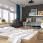 Новые решения дизайнеров в квартире