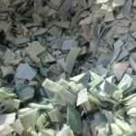 Применение рубленого геотекстиля для повышения характеристик еврогрунта