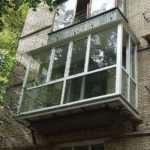 Вынос балкона по полу цена в Киеве выгодная или почему процедура не может стоять дешево?