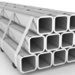 Профильная алюминиевая труба: преимущества и сфера применения