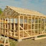 Основные преимущества каркасных конструкций