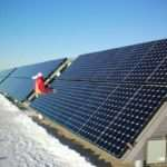 Солнечные батареи – элементы питания будущего