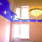 Натяжные потолки как современное решение для жилых помещений