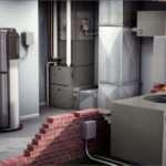 Отопление дома при помощи приточно-вытяжных систем подачи воздуха
